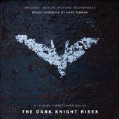 Album artwork for The Dark Knight Rises OST