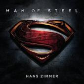 Album artwork for Man of Steel OST