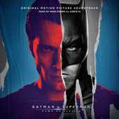 Album artwork for BATMAN V SUPERMAN