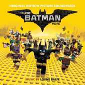Album artwork for LEGO BATMAN MOVIE LP