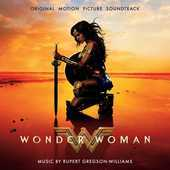 Album artwork for WONDERWOMAN