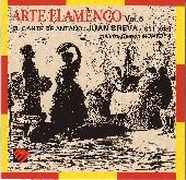Album artwork for CD-ARTE FLAMENCO V.5-FIRST RECORDINGS OF FLAMENCO
