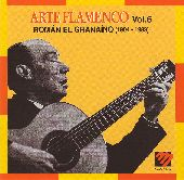 Album artwork for CD-ARTE FLAMENCO VOL 6-ARTE FLAMENCO VOL.6