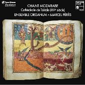Album artwork for CHANT MOZARABE