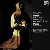 Album artwork for POULENC: MUSIQE SACREE