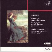 Album artwork for Nielsen: Clarinet Concertos