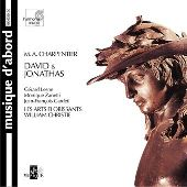 Album artwork for CHARPENTIER : DAVID AND JONATHAS