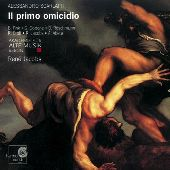 Album artwork for A. Scarlatti: Il Primo Omicidio / Jacobs