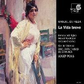 Album artwork for LA VIDA BREVE