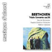 Album artwork for Triple Concerto Op. 56