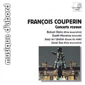 Album artwork for Couperin: Concerts royaux / Claire, See, Moroney,