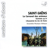 Album artwork for Saint-Saens: Carnival of the Animals