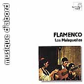 Album artwork for Flamenco / Los Malaguenos