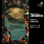 Album artwork for DEMANTIUS: VEPRES DE PENTECOSTE
