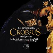 Album artwork for CROESUS