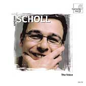 Album artwork for ANDREAS SCHOLL - THE VOICE
