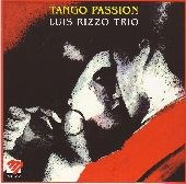 Album artwork for TANGO PASSION