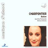 Album artwork for Charpentier: Acteon / Christie