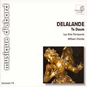 Album artwork for Delalande: Te Deum