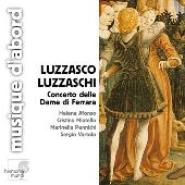Album artwork for CONCERTO DELLE DAME DI FARRARA