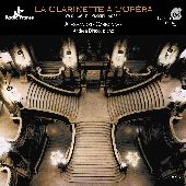 Album artwork for LA CLARINETTE A L'OPERA