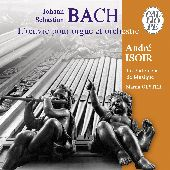 Album artwork for J.S. Bach - Pieces for Organ and Orchestra