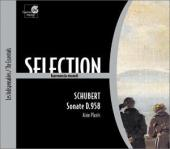Album artwork for SONATE D. 958
