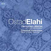 Album artwork for CELESTIAL HARMONIES