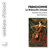 Album artwork for LA VIOLONCELLE VIRTUOSE