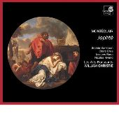 Album artwork for Monteclair: JEPTHE / Les Arts Florissants, Christi