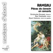 Album artwork for RAMEAU- PIECES DE CLAVECIN
