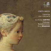 Album artwork for HAYDN - CELLO CONCERTOS