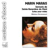 Album artwork for MARAIS: SONNERIE DE SAINTE-GENEVIEVE