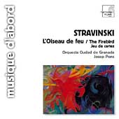 Album artwork for STRAVINSKY: FIREBIRD