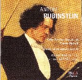 Album artwork for RUBENSTEIN - CELLO SONATAS