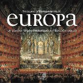 Album artwork for EUROPA - TREASURES OF EUROPEAN MUSIC