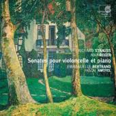 Album artwork for STRAUSS REGER SONATAS
