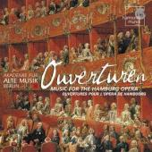 Album artwork for OUVERTUREN : MUSIC FOR THE HAMBURG OPERA