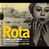 Album artwork for Rota: La Strada, Il Gattopardo, etc / Pons
