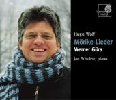 Album artwork for WOLF - MORIKE-LIEDER