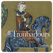 Album artwork for TROUVERES, TROUBADORS & MISSESANGERS
