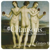 Album artwork for CHANSONS DE LA RENAISSANCE