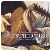 Album artwork for THE RISE OF INSTRUMENTAL MUSIC
