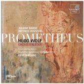 Album artwork for WOLF: PROMETHEUS (ORCHESTERLIEDER)