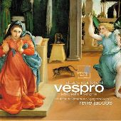 Album artwork for Monteverdi: Vespro della beata Vergine / Jacobs