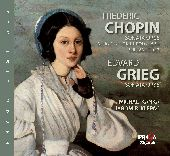 Album artwork for CHOPIN: SONATA OP. 65, INTRODUCTION ET POLONAISE B