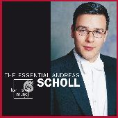 Album artwork for THE ESSENTIAL ANDREAS SCHOLL
