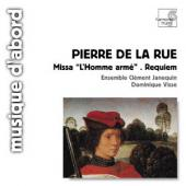 Album artwork for MISSA - PIERE DE LA RUE