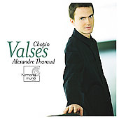 Album artwork for Chopin: Complete Waltzes (Tharaud)