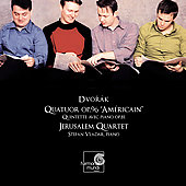 Album artwork for Dvorak: Quatuor op. 96
